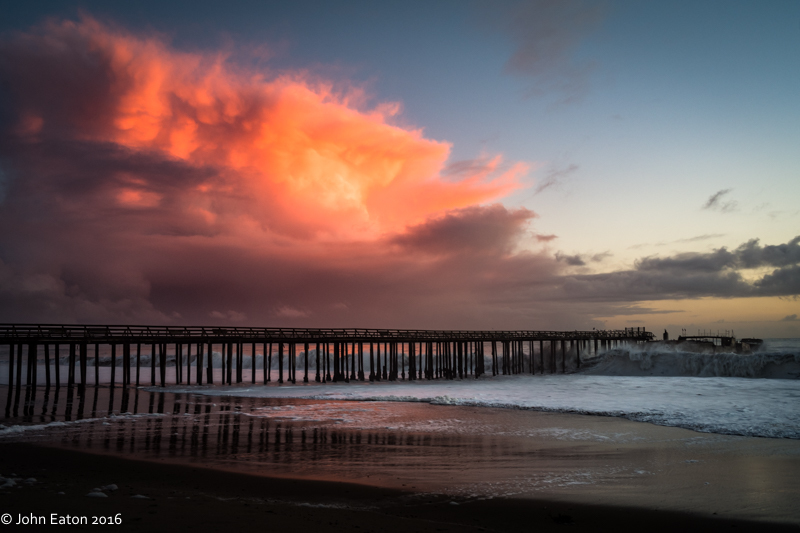 Seacliff Sunset #6