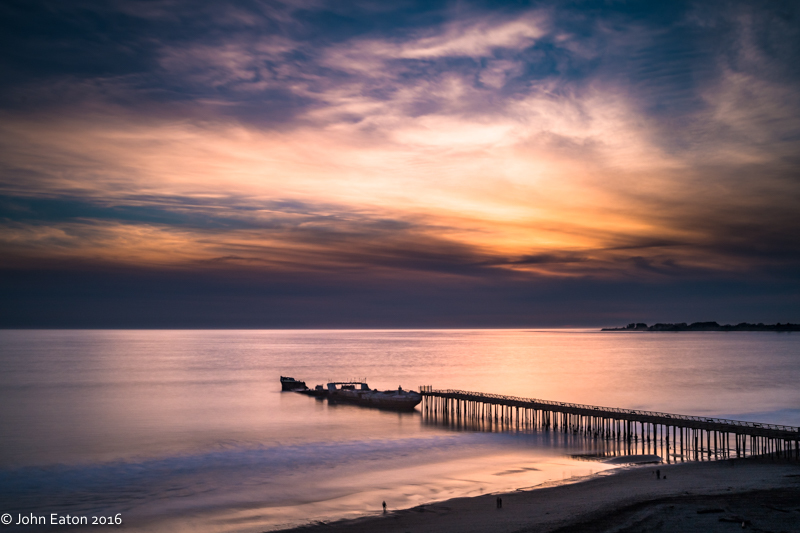 Seacliff Sunset #7