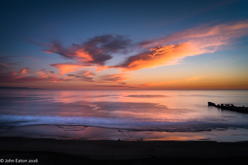 Seacliff Sunset #8