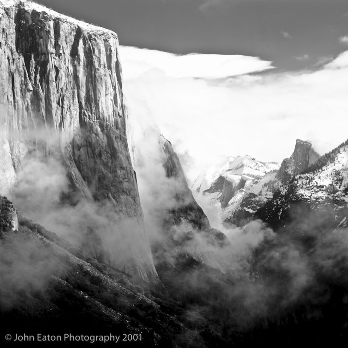 Yosemite, After the Storm