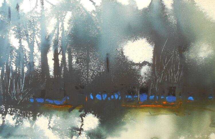 Mystery woodland