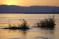 Lower Zambezi Sunset