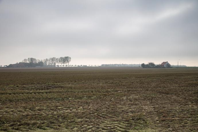Langemarck – Ypres, 1915