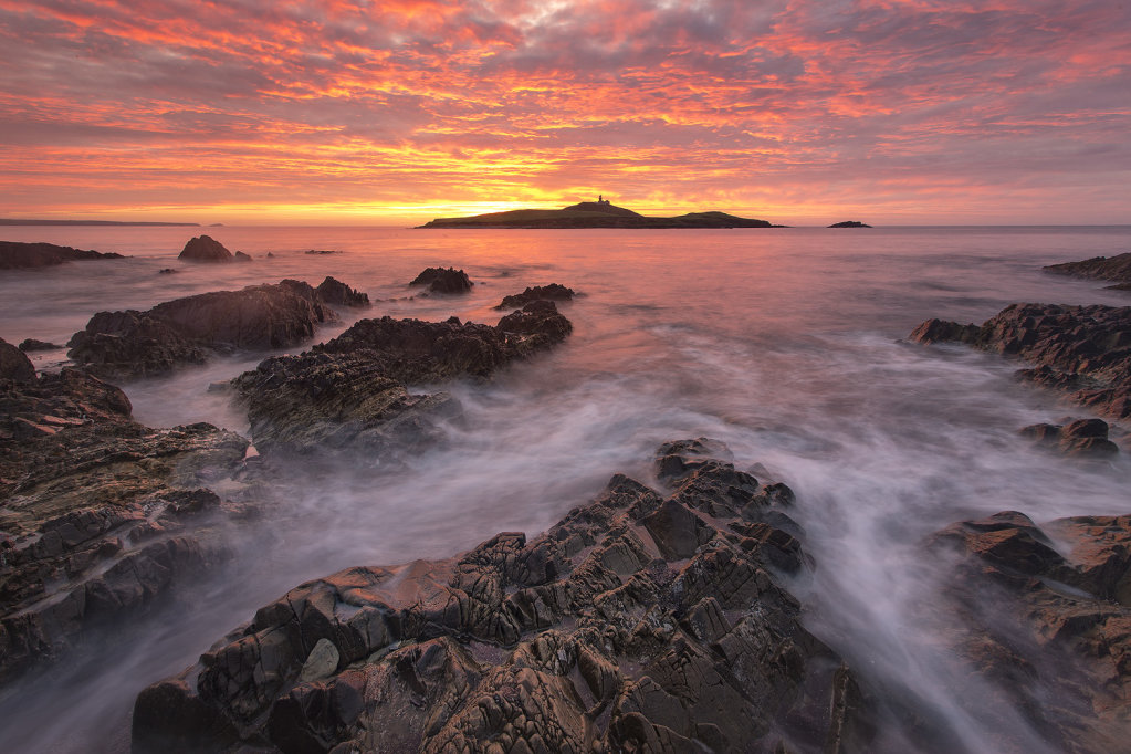 Sunrise, Ballycotton
