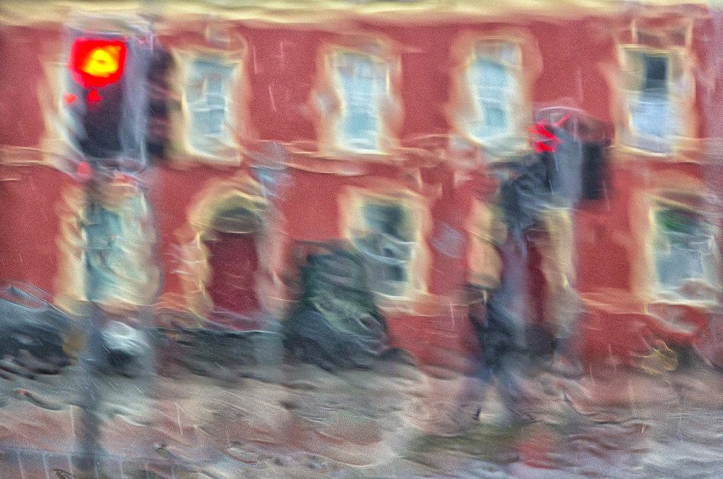 Rainy Day, Cork City