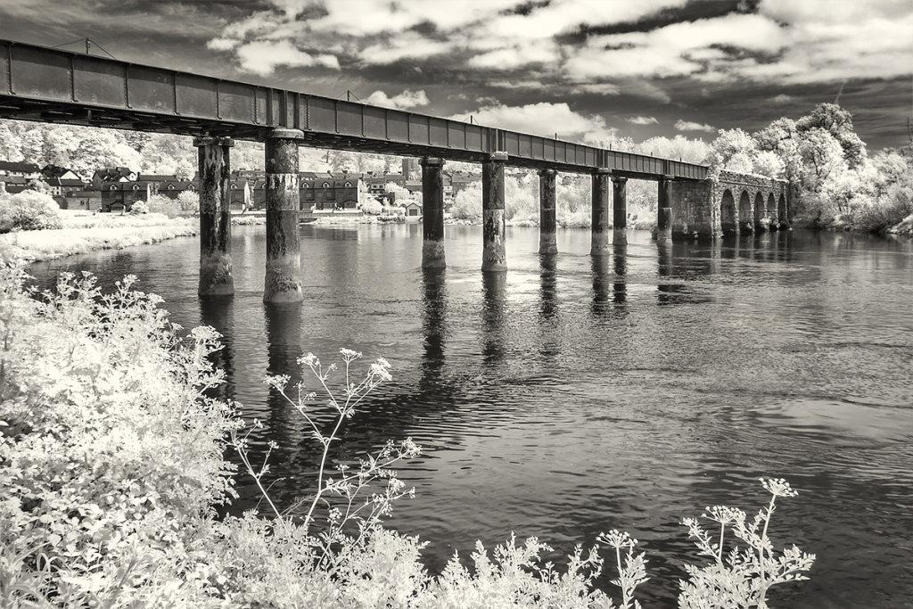 26.Old Railway Bridge, Cappoquin