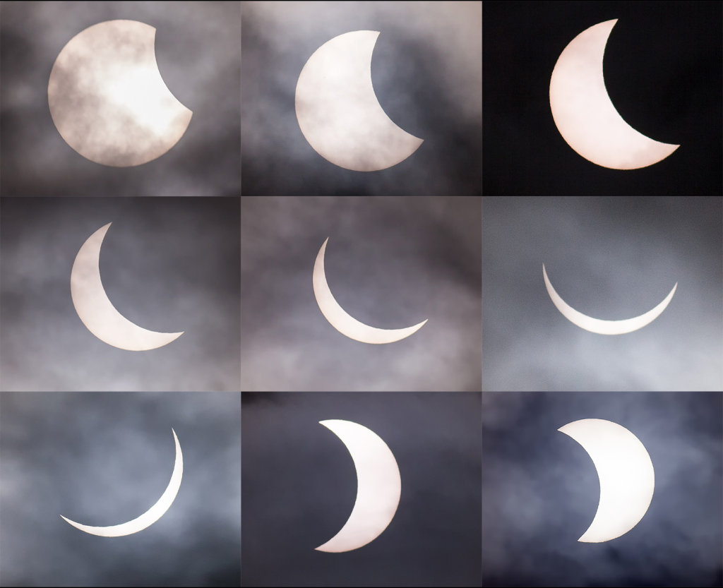 Eclipse, 20th March, 2015