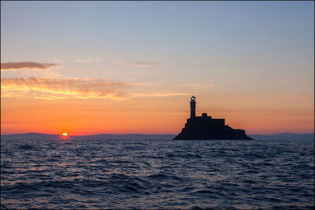 Fastnet Sunset #2