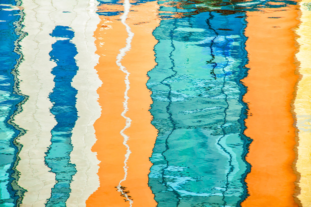 River Abstract #1