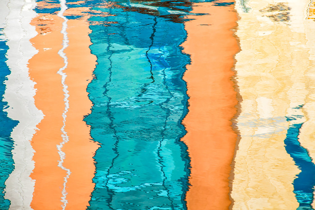 River Abstract #2