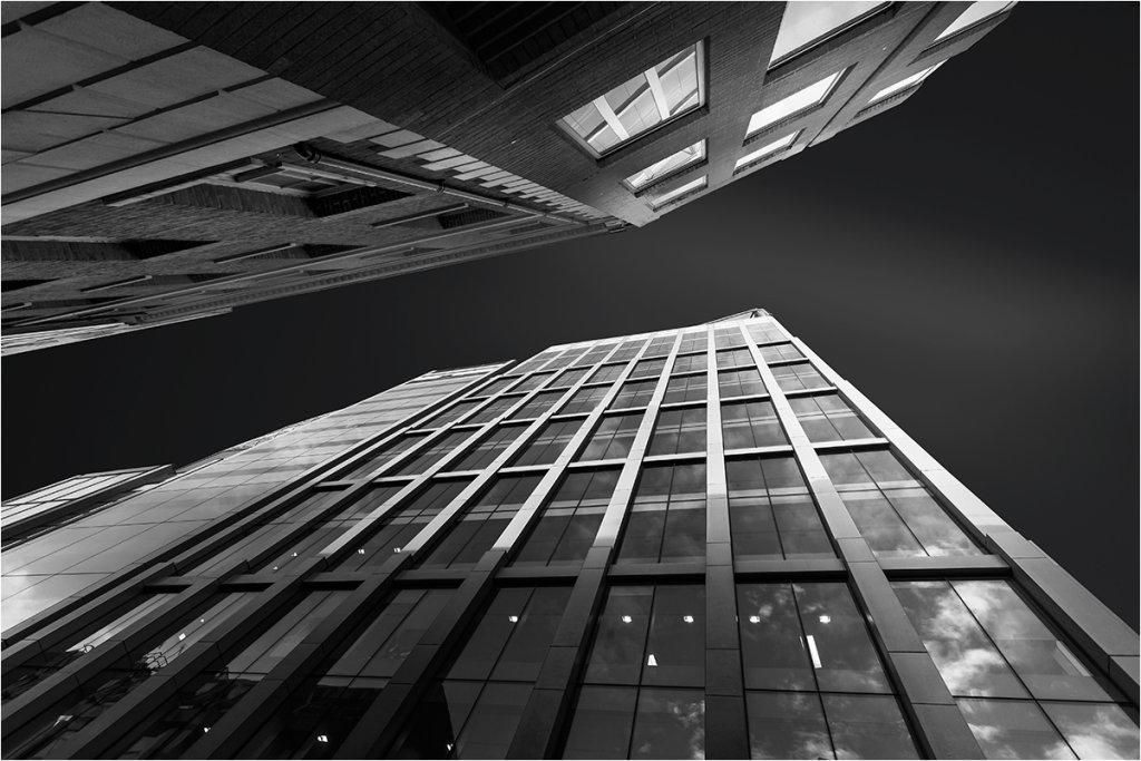 London - City Buildings