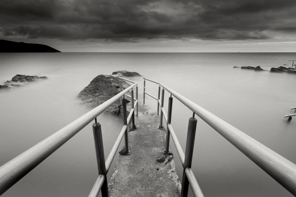 The Diving Rocks, Youghal