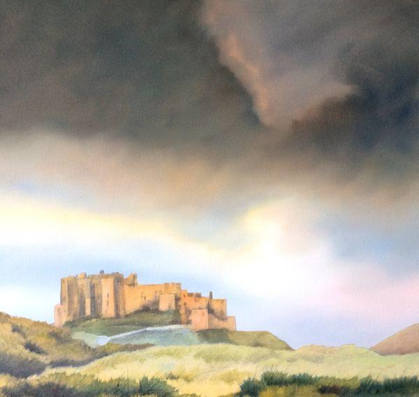 'Soften the thunder of Bamburgh'