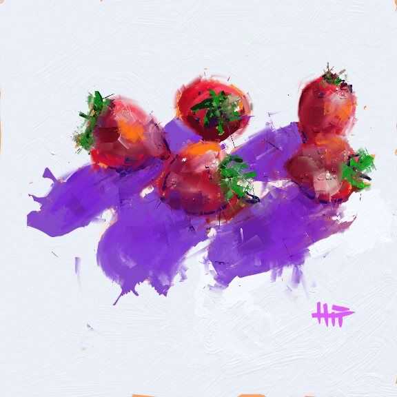 Strawberries