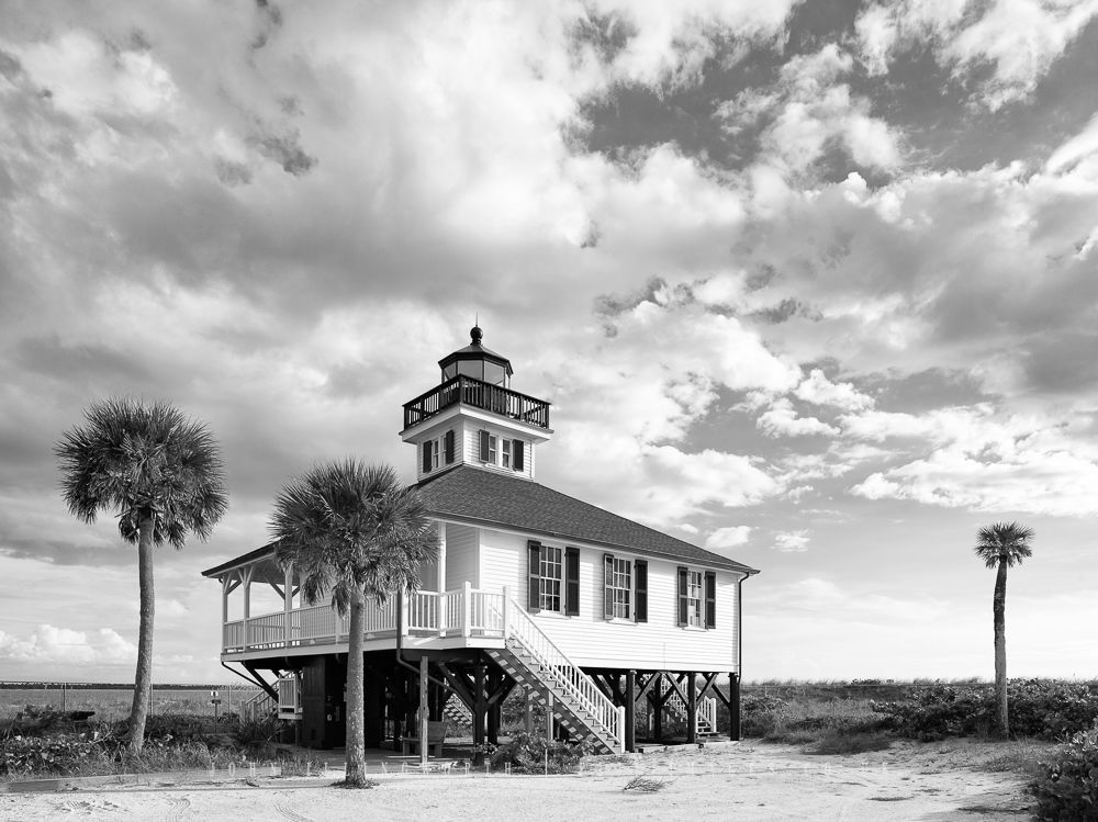 Boca Grande lighthouse, Florida, USA