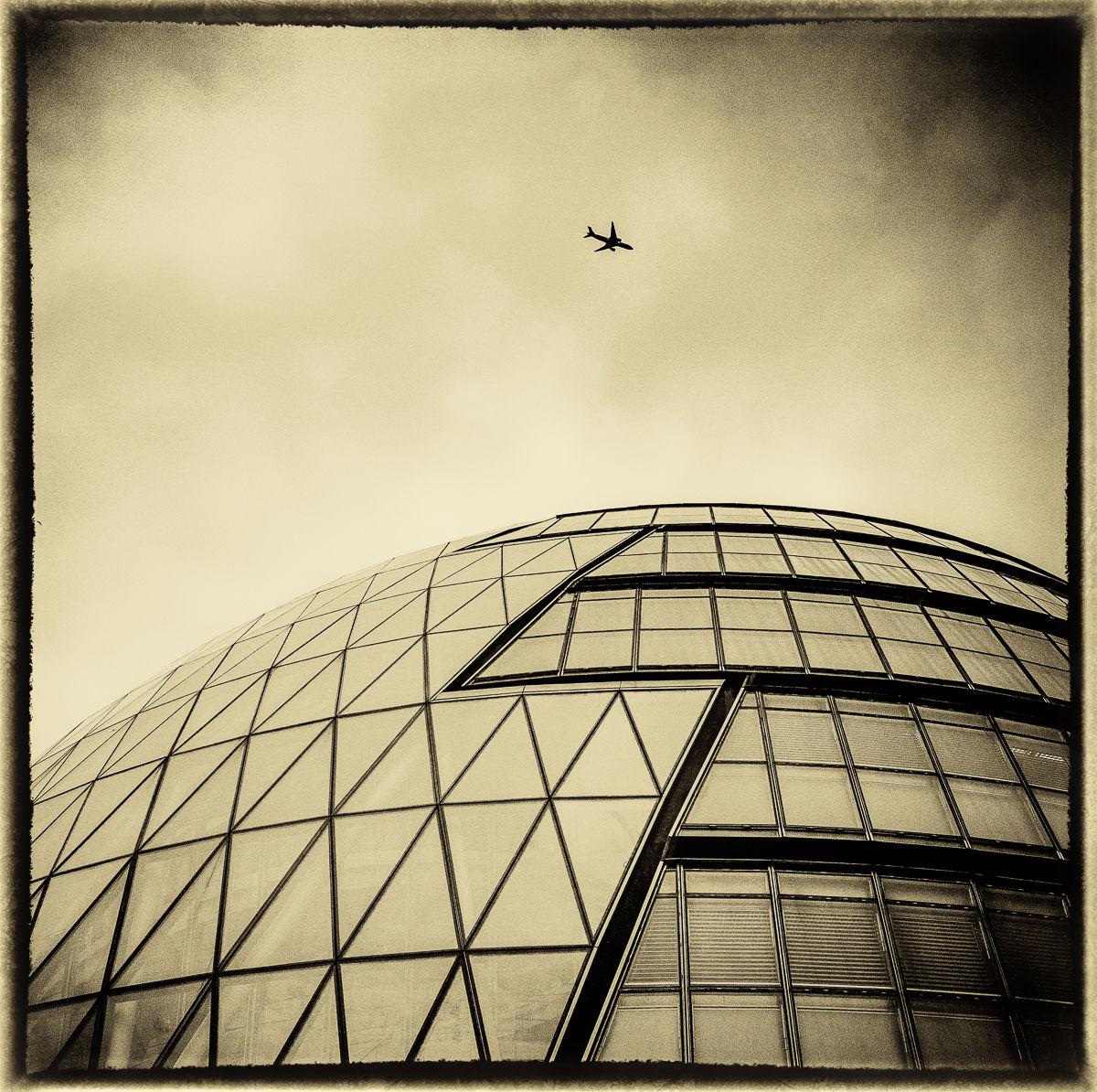 City Hall Flyover, London, UK