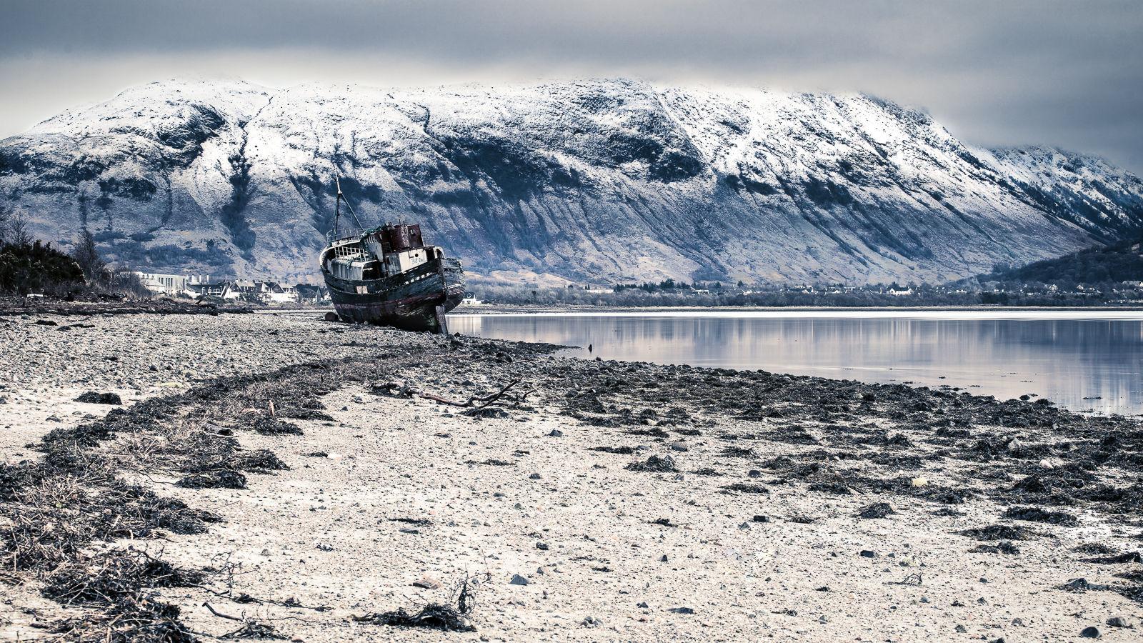 Wreck of the MV Dayspring