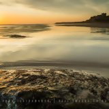 Bamburgh Castle Just After Sunrise