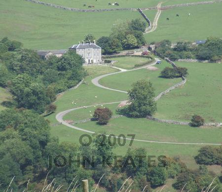 Castern Hall, Peak District, Staffordshire