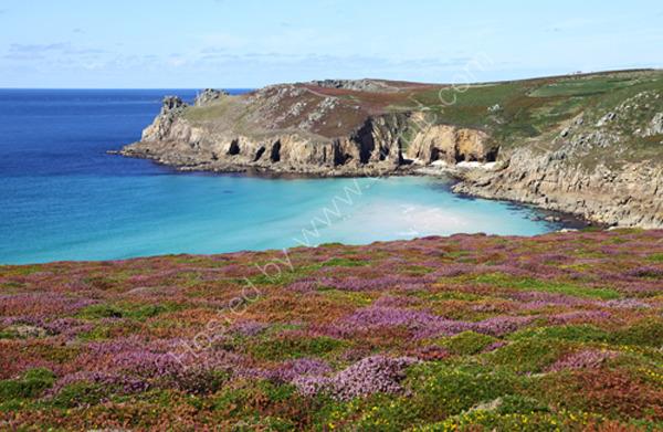 Nanjizal Bay, Cornwall