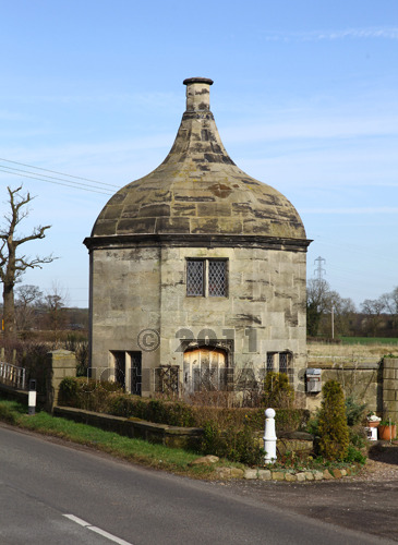 Tixall Bottle Lodge near Stafford