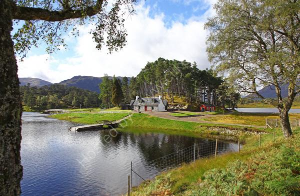 Affric Lodge Scotland