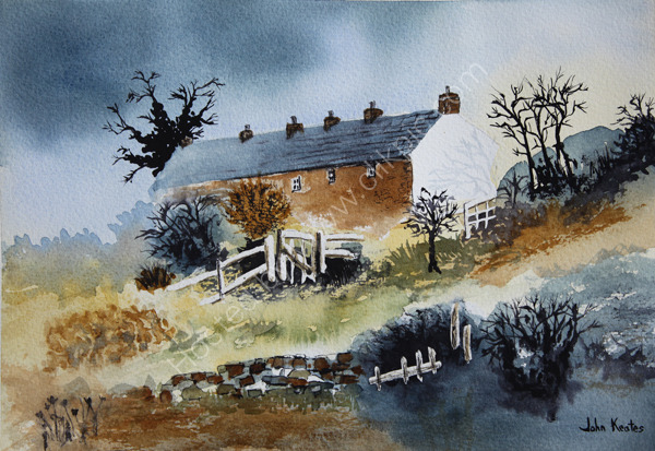 Stormy Cottage