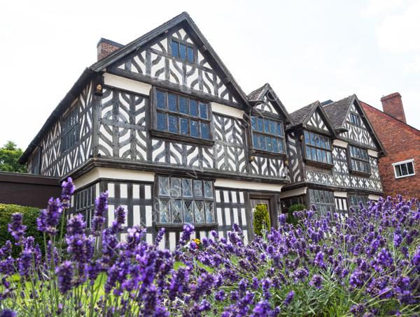 Churche's Mansion Nantwich Cheshire