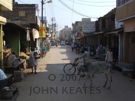 Main Street, Sawai Madhopur