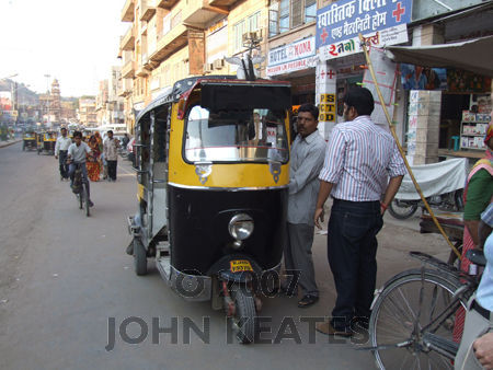 """tut tut"" taxi, Jodpur"