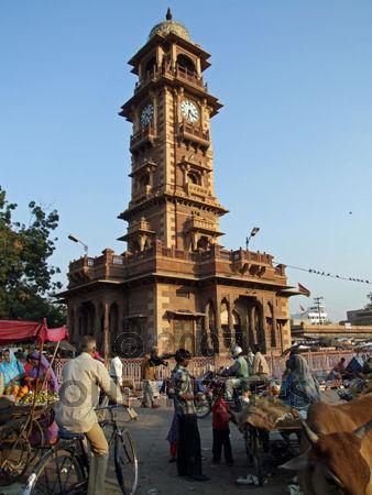 Clock Tower, Jodpur