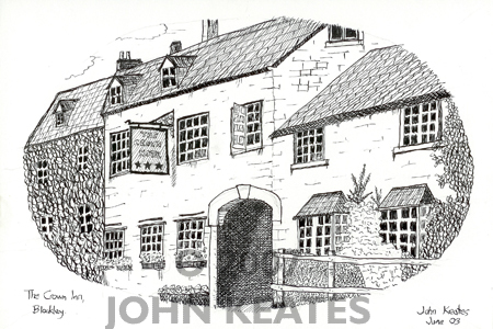 The Crown Inn, Blockley