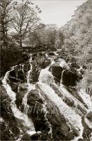 Swallow Falls, Betws y Coed, Wales