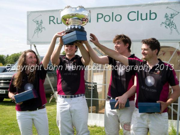 6.Leadenham receive the Preston Lodge Bowl