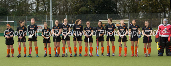 Leicester Ladies Team