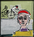 'Cycling Along', 2019