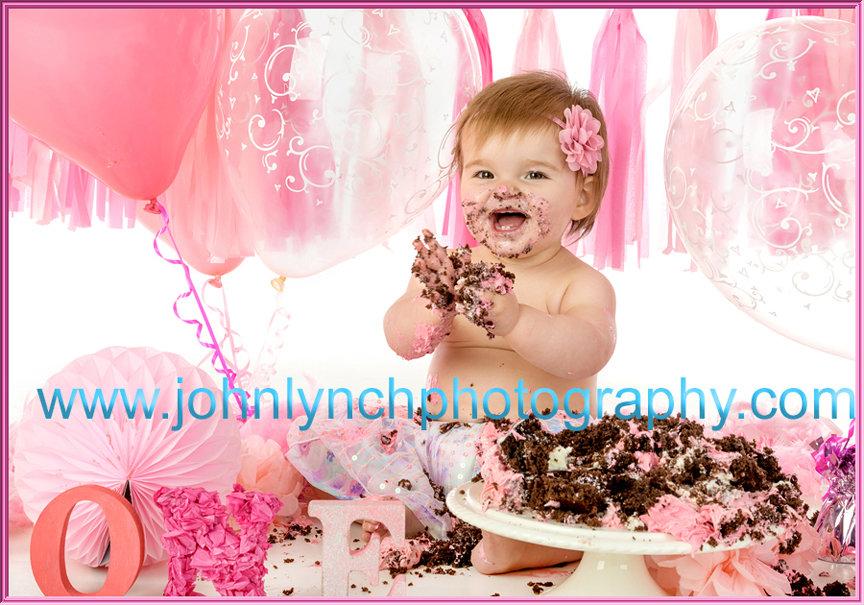 CAKE SMASH PHOTOGRAPHER Ashford Kent