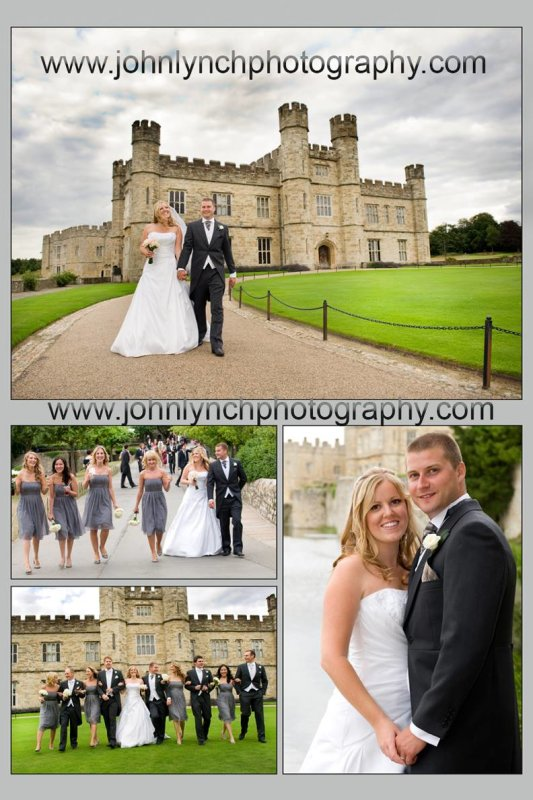Leeds Castle Wedding Photographer - Maidstone