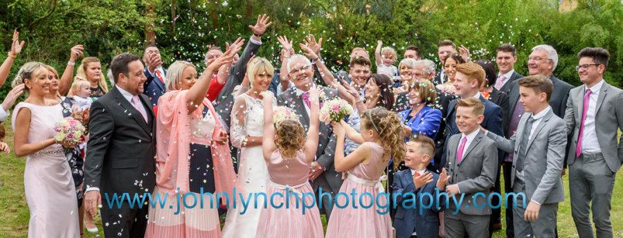 Ashford International Hotel Wedding Photography