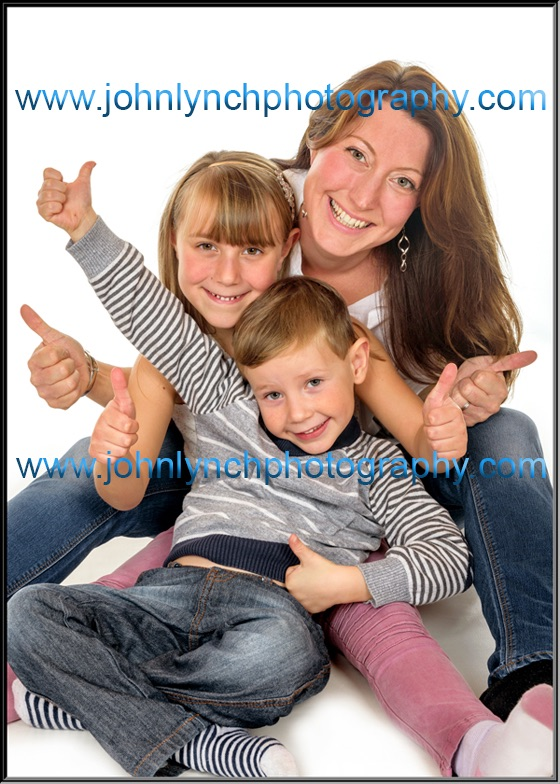 Family Studio Photographer Canterbury Kent