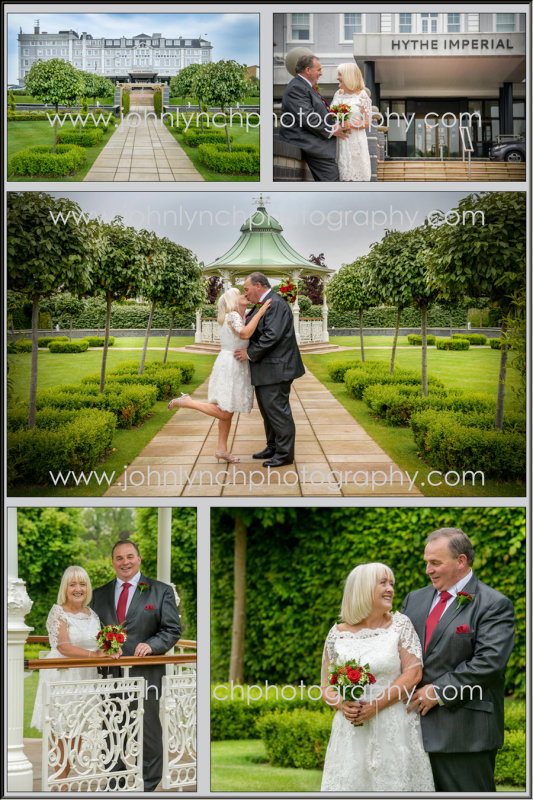 Wedding Photographer Hythe Imperial Hotel kent