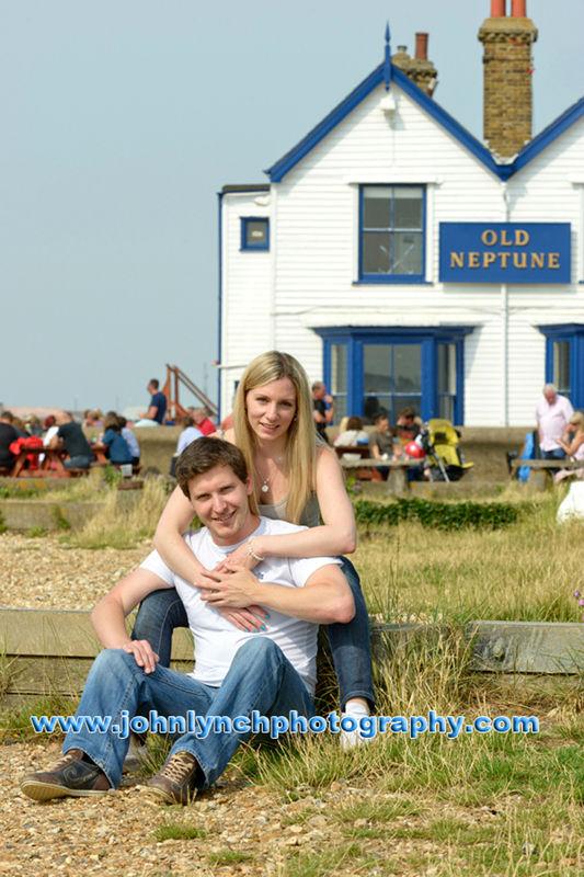 Whitstable Couple Photoshoot
