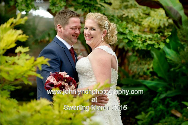 Swarling Manor Wedding Photography