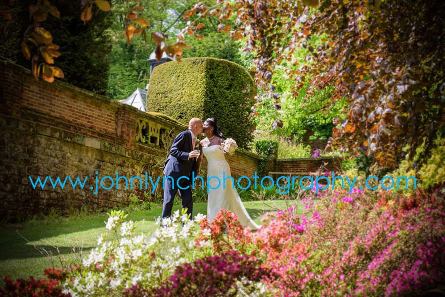Port Lympne Zoo Wedding Photography