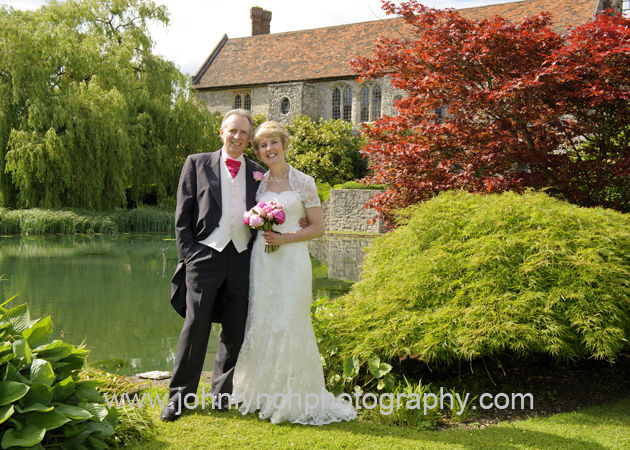 Wedding Photography at Nettlestead Place