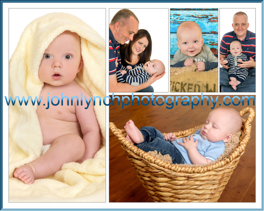 FAMILY & BABY STUDIO PHOTOGRAPHER ASHFORD KENT