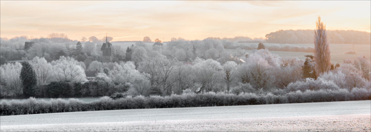 Frost at Dawn