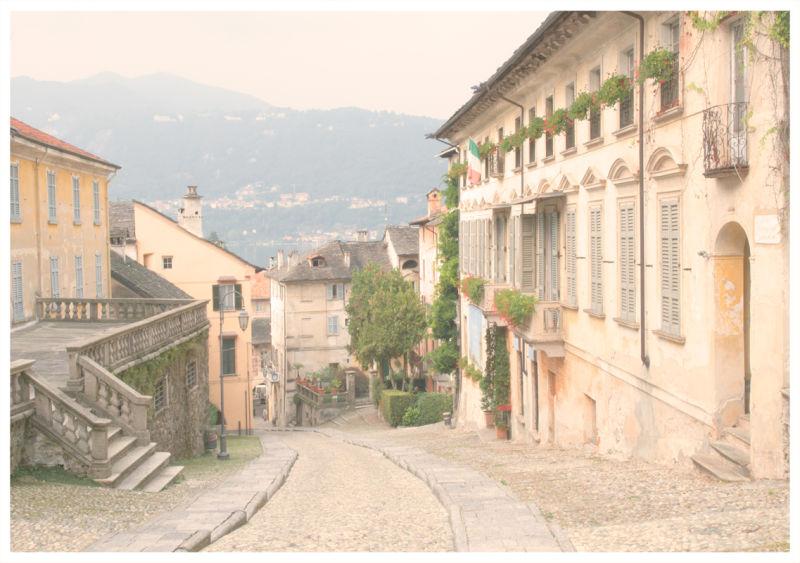 A street in Orta San Guillo