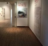 Entrance to the exhibition, Uddevalla, Sweden.
