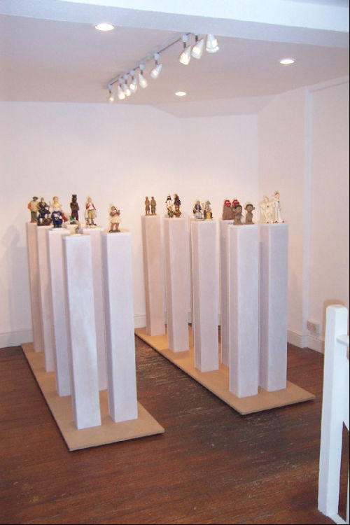 Taxonomical Musings Installation View